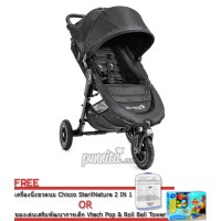 รถเข็นเด็ก BABY JOGGER CITY MINI GT SINGLE BLACK