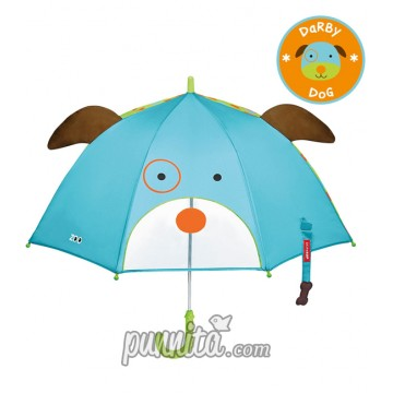 Skip Hop Zoo Brella Little Kid Umbrella - Dog