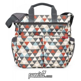 SKIP HOP DUO SIGNATURE  BAG TRIANGLE
