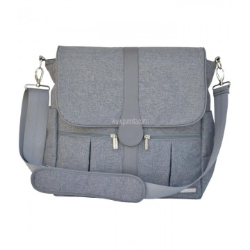 กระเป๋าคุณแม่ JJ Cole Backpack Diaper Bag Gray Heather