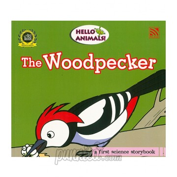 PELANGI - Hello Animals - The Woodpecker