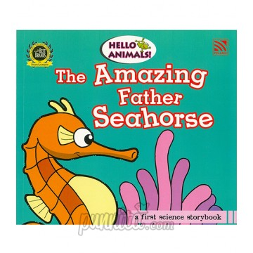 PELANGI - Hello Animals - The Amazing Father Seahorse