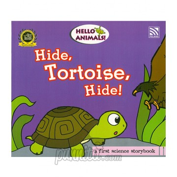 PELANGI - Hello Animals - Hide,Tortoise,Hide!