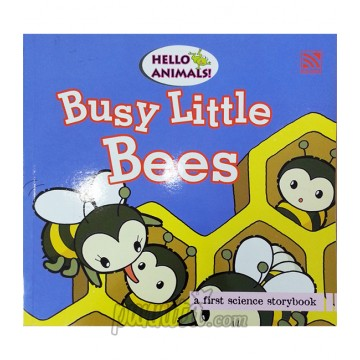 PELANGI - Hello Animals - Busy Little Bees