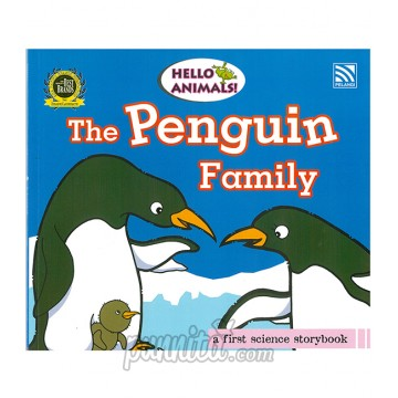 PELANGI - Hello Animals - The Penguin Family