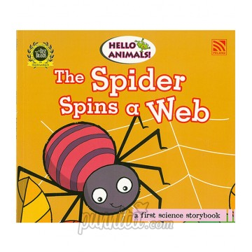 PELANGI - Hello Animals - The Spider Spins a web
