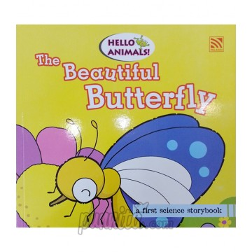 PELANGI - Hello Animals - The Beautiful Butterfly