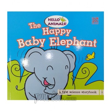 PELANGI - Hello Animals -  The Happy Baby Elephant