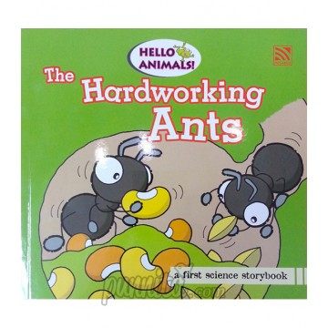 PELANGI - Hello Animals - The Hardworking Ants