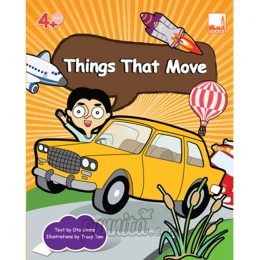 PELANGI FlashCards 3มิติ AR -  Thaings that Move