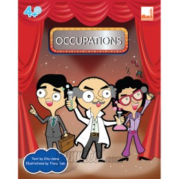 PELANGI FlashCards 3มิติ AR -  Occupations