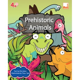 PELANGI FlashCards 3มิติ AR, -  Prehistoric Animals
