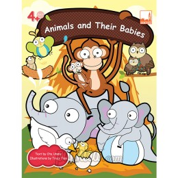 PELANGI FlashCards 3มิติ AR - Animals and Their Babies