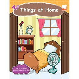 PELANGI FlashCards 3มิติ AR- Things at Home