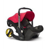 Doona Infant Car Seat : คาร์ซีทรถเข็น สี Flame Red (New Collection)