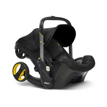 Doona Infant Car Seat : คาร์ซีทรถเข็น สี Nitro Black (New Collection)