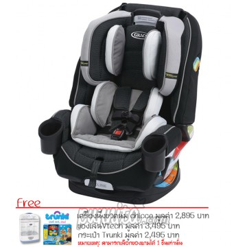 Graco คาร์ซีท 4Ever 4 in 1 Safety Surround Carseat-Tone