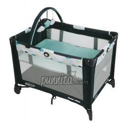 Graco Folding Feet Playard-Stratus