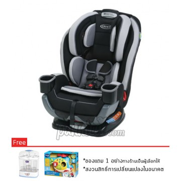 Graco - คาร์ซีท Extend2Fit 3 In 1 Car Seat - Garner