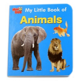 Mini Bus : My Little Book of Animals