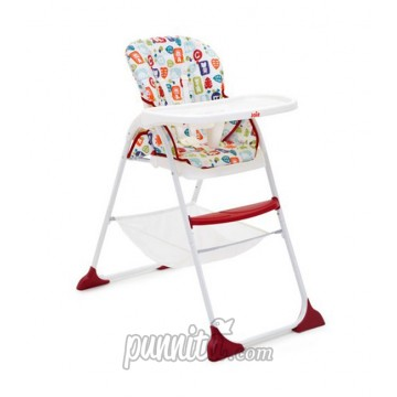 Joie High Chair Mimzy Sancker - Block Animals