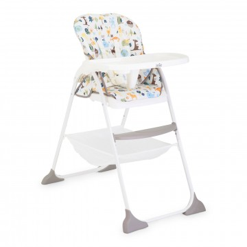 Joie High Chair Mimzy Sancker - Alphabet