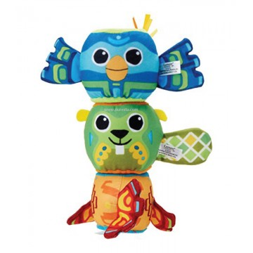 Lamaze Soft Magnetic Totem pole Stackers