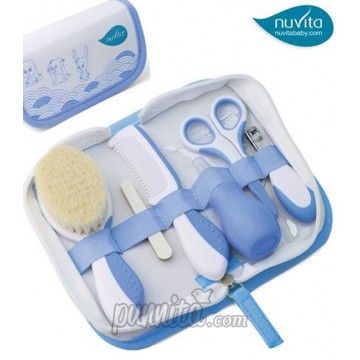 Nuvita Essential Baby Care Kit Blue
