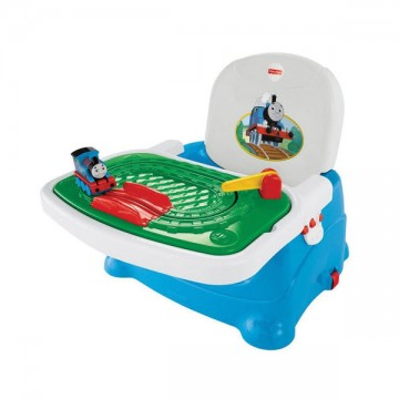 Thomas and friends tray play booster seat