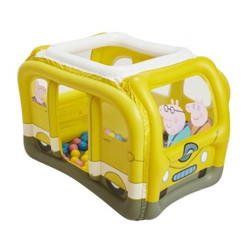 Peppa Pig Camper Van Playland With 50 Balls - บ้านบอลรถตู้  Peppa pig