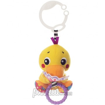 PlayGro Peek-A-Boo Wiggling Duck