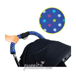Prince&princess Stroller handle Cover ปลอกมือจับสำหรับรถเข็น - Polka Dot