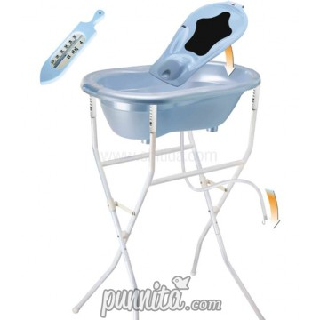 Rotho Ideal Solution Top Bath-Baby Blue Pearl