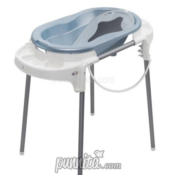 Rotho Ideal Solution Set Top Bath Line - Baby Blue