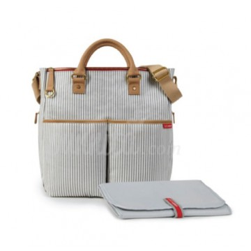SKIPHOP กระเป๋าคุณแม่ DUO SPECIAL EDITION FRENCH STRIPE