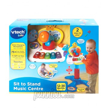 Vtech - Sit to Stand Music Centre