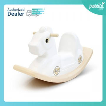 ifam korea Rocking Horse ม้าโยกเยก - White Pony