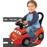 Kiddieland 3-in-1รถแบตเตอรี่  light mcqueen racer with tracks