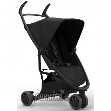 Quinny Zapp Xpress all black Stroller